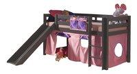 Rideau de jeu Pino rose/lilas-Détail de l'article