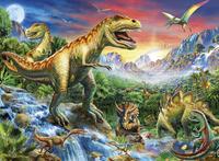 Ravensburger XXL puzzel Dinosaurussen-Artikeldetail