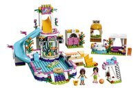 LEGO Friends 41313 La piscine d'Heartlake City-Avant