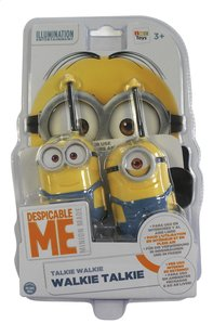 Talkies-walkies Minions