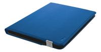 Trust housse universelle pour tablette 10/ Primo bleu-Côté gauche