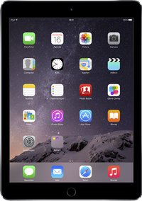 Apple iPad Air 2 wifi 128 G0 gris sidéral