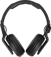 Pioneer HDJ-500 hoofdtelefoon zwart-Vooraanzicht