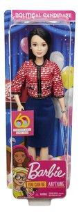 Barbie mannequinpop Careers Politica-Vooraanzicht
