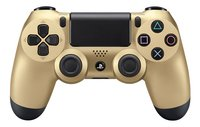 PS4 wireless controller Gold