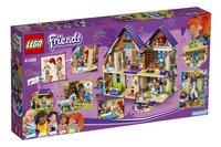 LEGO Friends 41369 Mia's huis-Achteraanzicht
