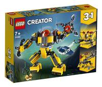 LEGO Creator 3-in-1 31090 Onderwaterrobot-Linkerzijde