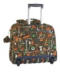 Kipling cartable à roulettes Clas Dallin Monkey Frnds Kh 42,5 cm