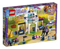 LEGO Friends 41367 Stephanie's paardenconcours-Linkerzijde