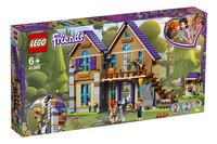 LEGO Friends 41369 Mia's huis-Linkerzijde