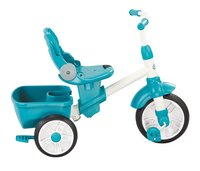 Little Tikes driewieler 4-in-1 Perfect Fit blauw-Afbeelding 1