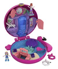 Polly Pocket speelset World Flamingo Compact-Artikeldetail