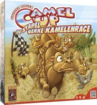 Camel up: de stapelgekke kamelenrace-Vooraanzicht