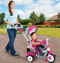 Little Tikes tricycle 4 en 1 Perfect Fit rose-Image 2