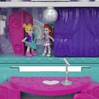 Polly Pocket speelset Hidden Places Dance Partaay! Case-Artikeldetail