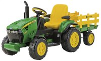 Peg-Pérego elektrische tractor John Deere Ground Force