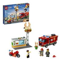 LEGO City 60214 Brand bij het hamburgerrestaurant-Artikeldetail