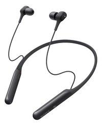 Sony Bluetooth oortelefoon WI-C600N zwart-Artikeldetail