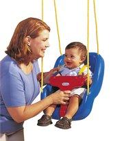 Little Tikes siège pour bébé bleu/rouge-Image 1