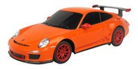 Rastar voiture RC Porsche GT3 RS orange