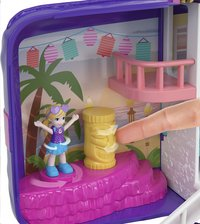 Polly Pocket speelset Hidden Places Beach Vibes Backpack rugzak-Afbeelding 1