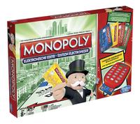 Monopoly: electronic banking-Côté gauche