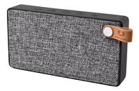 Fresh 'n Rebel luidspreker bluetooth Rockbox Slice Fabriq Edition grijs
