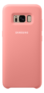 Samsung coque Galaxy S8 rose-Avant