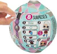 Minipopje L.O.L. Surprise! Glitter Globe Winter Disco-Afbeelding 1