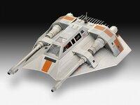 Revell Star Wars Snowspeeder 40th Anniversary /The Empire Strikes Back/-Côté droit