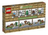 LEGO Minecraft 21135 De Crafting-box 2.0-Achteraanzicht