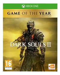 XBOX One Dark Souls III The Fire Fades Edition FR