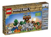 LEGO Minecraft 21135 La boîte de construction 2.0