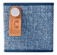 Fresh 'n Rebel haut-parleur Bluetooth Rockbox Cube Fabriq Edition bleu