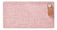 Fresh 'n Rebel Luidspreker bluetooth Rockbox Slice Fabriq Edition roze