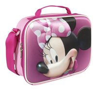 Lunchtas Minnie Mouse 3D-Linkerzijde