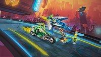 LEGO Ninjago 71709 Les bolides de Jay et Lloyd-Image 5