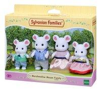 Sylvanian Families 5308 - Famille Souris Marshmallow-Côté droit