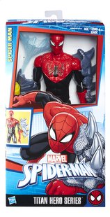 Figuur Titan Hero Series Spider-Man met uitrusting