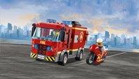 LEGO City 60214 Brand bij het hamburgerrestaurant-Afbeelding 2
