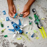 LEGO Ninjago 71709 Les bolides de Jay et Lloyd-Image 7