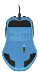 Logitech Muis G300S optische gamingmuis-Onderkant
