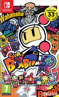 Switch Super Bomberman R ENG