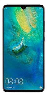 Huawei smartphone Mate 20 Dual Sim zwart-Vooraanzicht