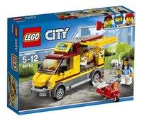 LEGO City 60150 Le camion pizza