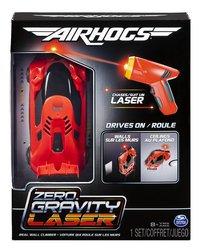 Air Hogs voiture RC Zero Gravity Laser rouge-Avant