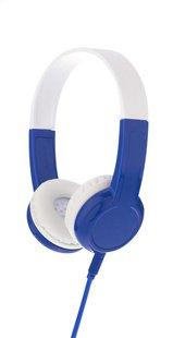 Casque Buddyphones Explore bleu/blanc
