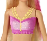 Barbie poupée mannequin  Dreamtopia Sirène nageant-Détail de l'article