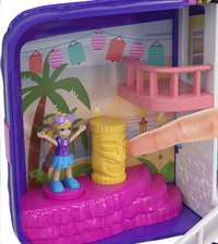 Polly Pocket speelset Hidden Places Beach Vibes Backpack rugzak-Afbeelding 2