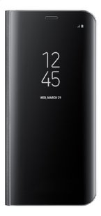 Samsung foliocover Galaxy S8 Clear stand view noir